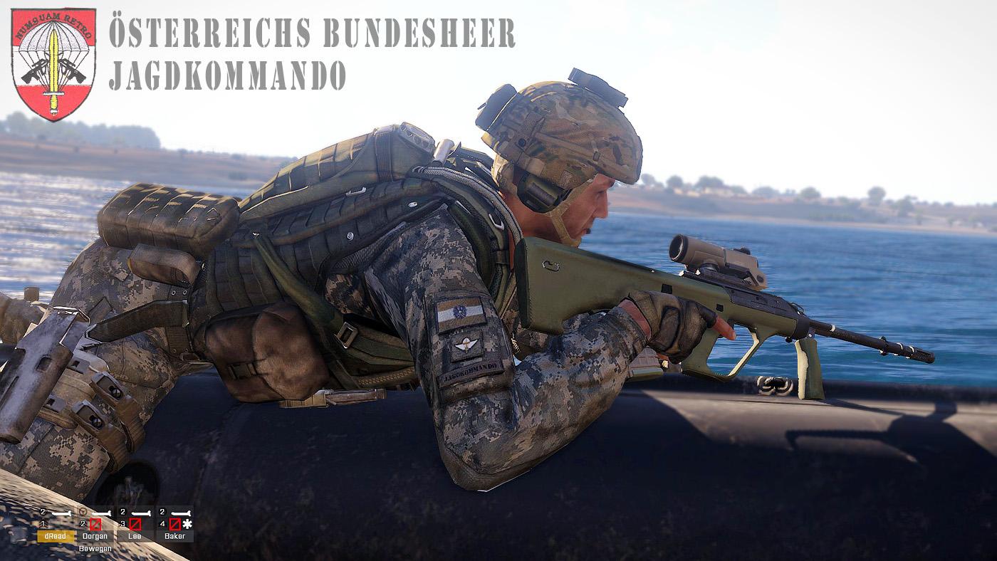 Austrian Special Forces: Jagdkommando&Cobra - FORUMS - Armaholic